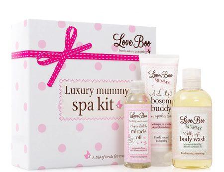 Smagliature in gravidanza Love Boo Miracle Oil Kit