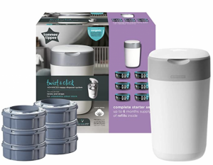 Contenitore sangenic Twist Click Tommee Tippee