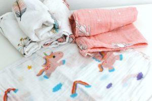 Mussole piccole neonato