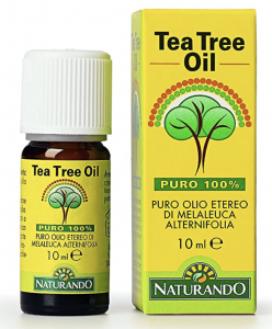 Tea tree oil puro 100%
