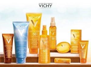 solari Vichy in gravidanza