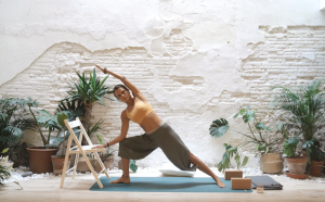 Yoga online gravidanza esercizi