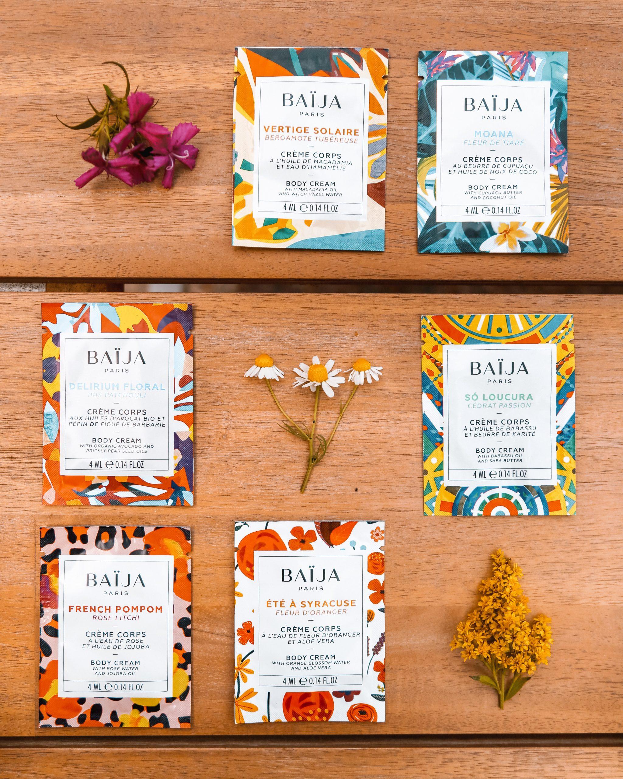 fragranze Bajia